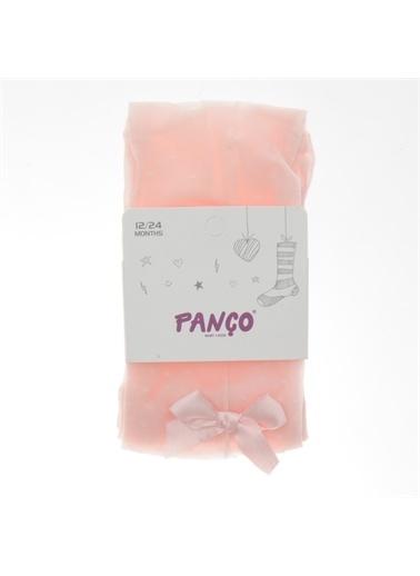 Panço Külotlu Çorap 19136000008 Pembe